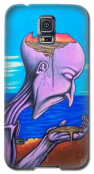 Conscious Thought Galaxy S5 Case by Michael  TMAD Finney