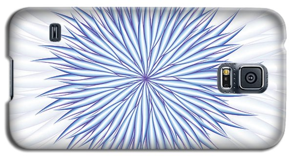 Galaxy S5 Case featuring the digital art Consontrate by Jamie Lynn