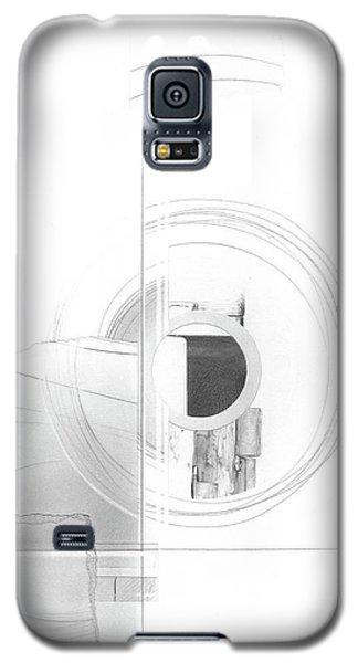 Construction No. 3 Galaxy S5 Case