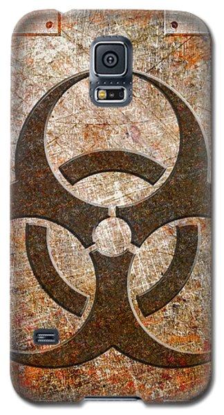 Contagion Galaxy S5 Case