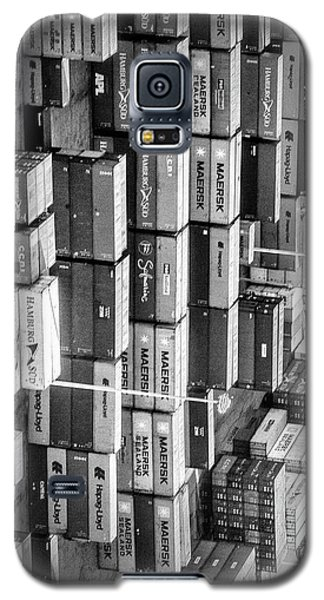 Container Library Galaxy S5 Case