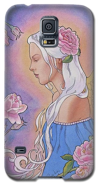Contemplation Of Beauty Galaxy S5 Case