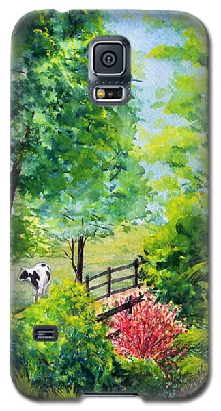 Contentment Galaxy S5 Case