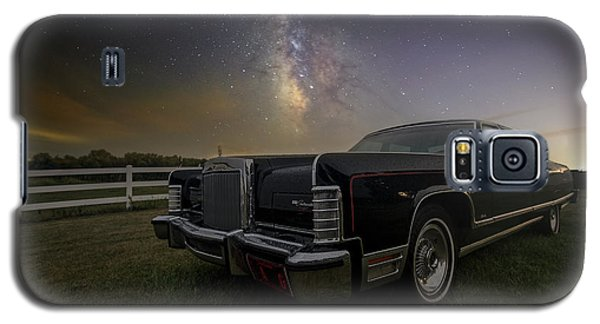 Galaxy S5 Case featuring the photograph Continental  by Aaron J Groen