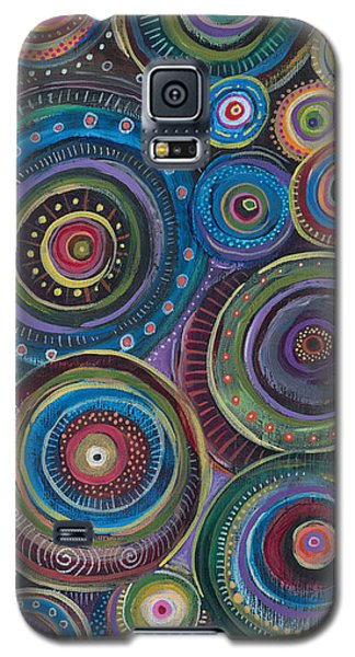Continuum Galaxy S5 Case by Tanielle Childers
