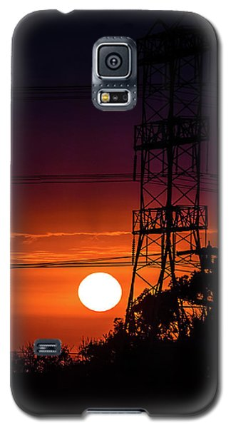 Contrast Of Two Powers Galaxy S5 Case by April Reppucci