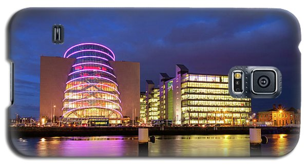 Convention Centre Dublin And Pwc Building In Dublin, Ireland Galaxy S5 Case