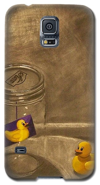 Conversing Ducks Galaxy S5 Case