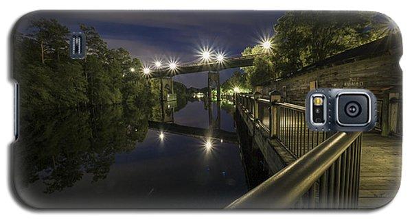 Conway Riverwalk Morning Galaxy S5 Case
