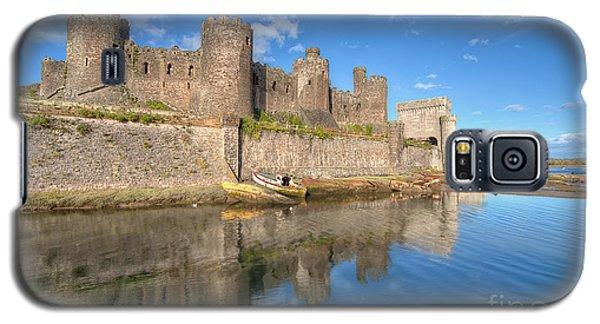 Conwy Castle Galaxy S5 Case by Adrian Evans