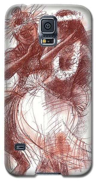 Cook Islands Pas-de-deux Galaxy S5 Case