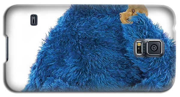 Cookie Monster Galaxy S5 Case