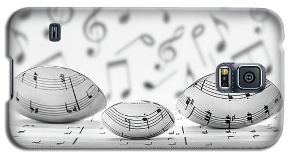 Cooking Is Like Music Galaxy S5 Case