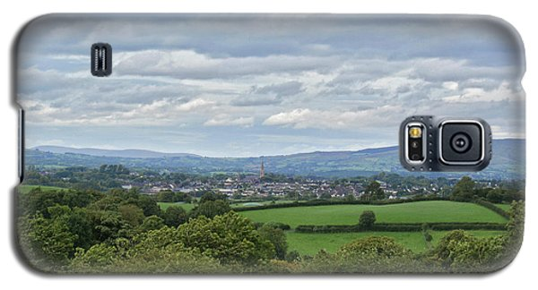 Cookstown Viewed From Tullyhogue Fort Galaxy S5 Case