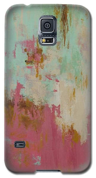 Galaxy S5 Case featuring the painting Cool Breeze by Suzzanna Frank
