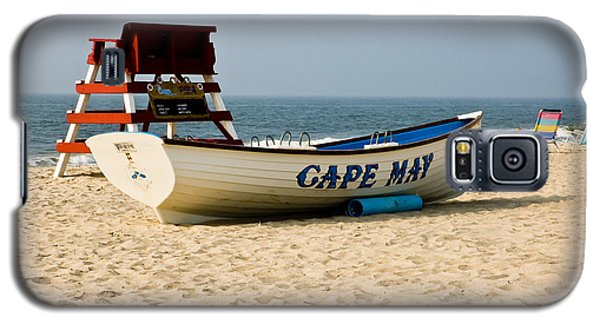 Cool Cape May Beach Galaxy S5 Case