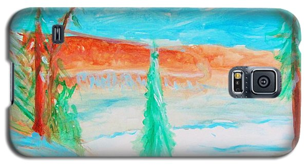 Cool Landscape Galaxy S5 Case