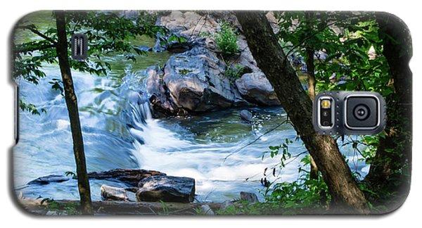 Cool Mountain Stream Galaxy S5 Case