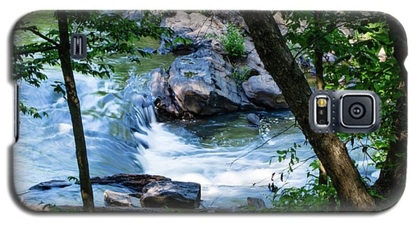 Cool Mountain Stream Galaxy S5 Case