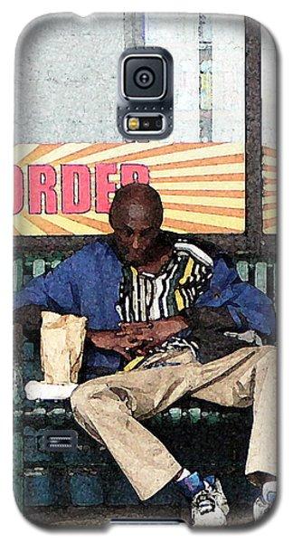 Cool Snap Galaxy S5 Case by Joe Jake Pratt