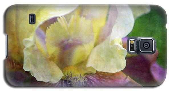 Cool Toned Purple Iris 0319 Idp_3 Galaxy S5 Case