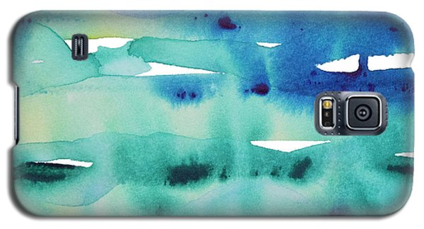 Cool Watercolor Galaxy S5 Case