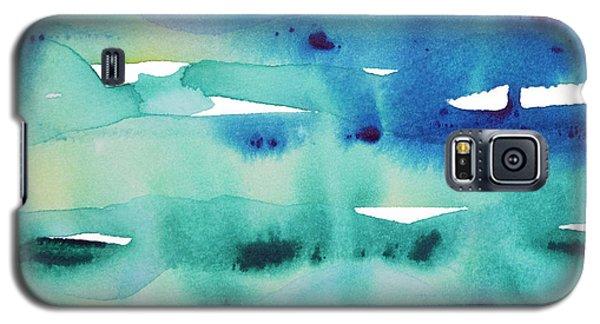 Cool Watercolor Galaxy S5 Case