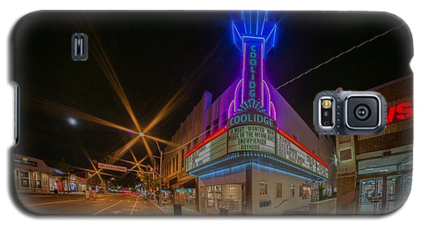 Coolidge Corner  Galaxy S5 Case
