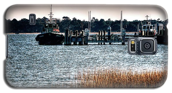 Galaxy S5 Case featuring the photograph Cooper River by Jim Hill