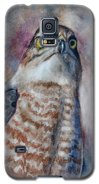 Coopers Hawk Wc Galaxy S5 Case