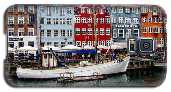Copenhagen - Denmark Galaxy S5 Case