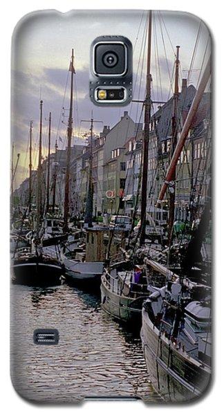 Copenhagen Quay Galaxy S5 Case