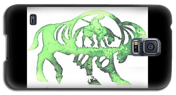 Copper Buffalo Galaxy S5 Case