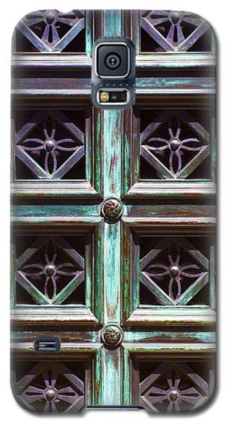 Copper Door Galaxy S5 Case