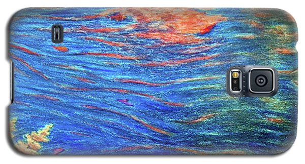 Copper Flow Galaxy S5 Case