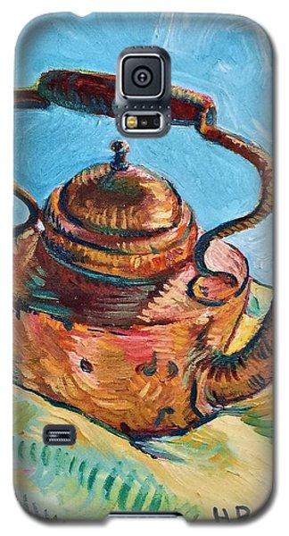 Copper Teapot Galaxy S5 Case