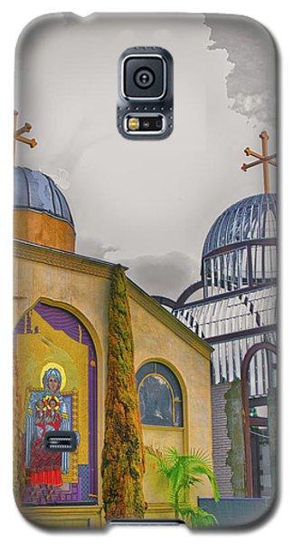 Coptic Church Rebirth Galaxy S5 Case by Joseph Hollingsworth