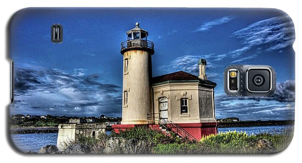 Coquille River Lighthouse Galaxy S5 Case by Thom Zehrfeld