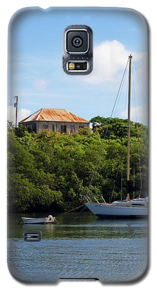 Coral Bay 1 Galaxy S5 Case