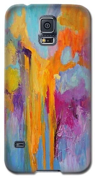 Coral Fanstasy Galaxy S5 Case
