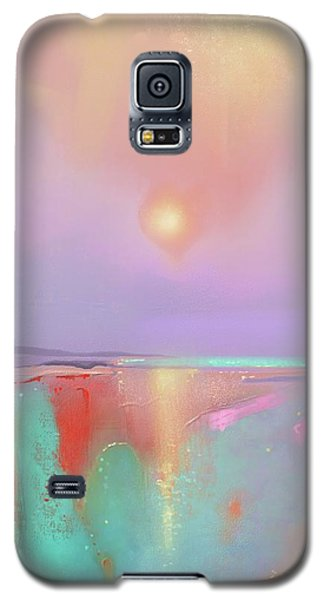 Coral Shores Galaxy S5 Case
