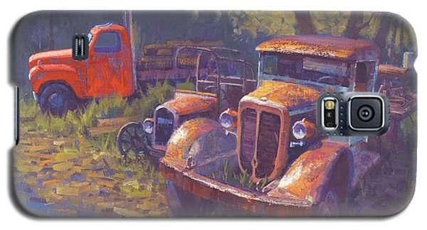 Truck Galaxy S5 Case - Corbitt And Friends by Cody DeLong