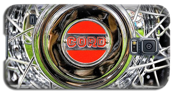 Cord Galaxy S5 Case