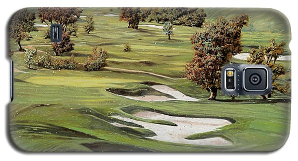 Cordevalle Golf Course Galaxy S5 Case