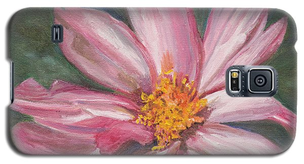 Coreopsis Flower Galaxy S5 Case
