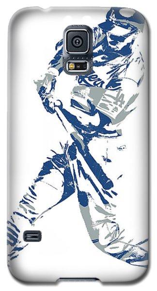Corey Seager Los Angeles Dodgers Pixel Art 10 Galaxy S5 Case