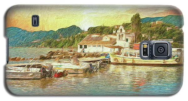 Corfu 30 My Passion Paintography Galaxy S5 Case