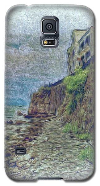 Corfu 33 - Corfu Rocks Galaxy S5 Case