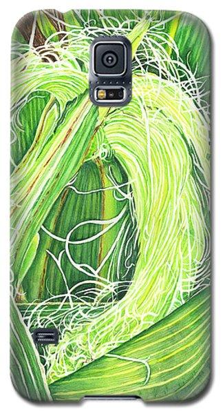 Corn Silk Galaxy S5 Case