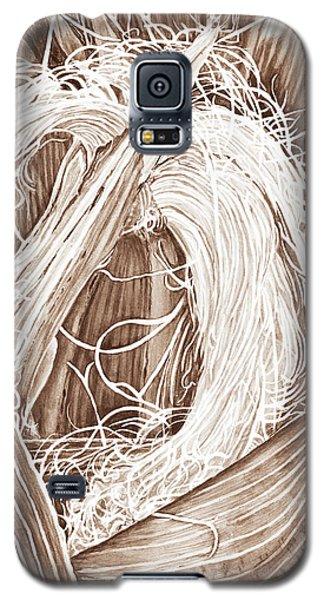Corn Silk - Neutral Galaxy S5 Case